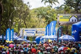 Taubaté entra no circuito da Copa Michelin de mountain bike