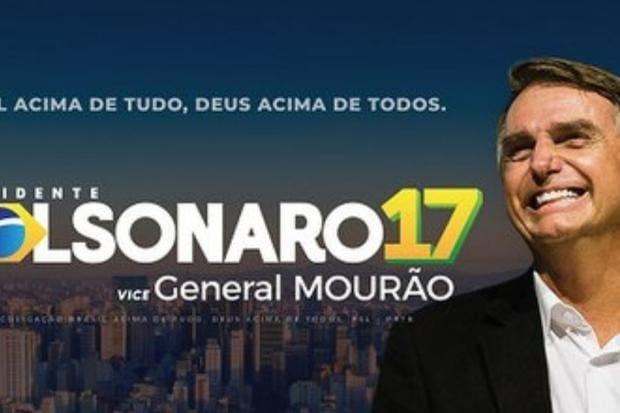 "Картинки по запросу ""eleições bolsonaro numero 17"""""