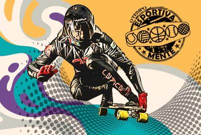 Podcast fala do skate e seus diferentes segmentos
