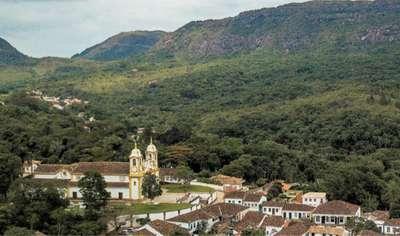 Serra que emoldura Tiradentes será tombada como patrimônio