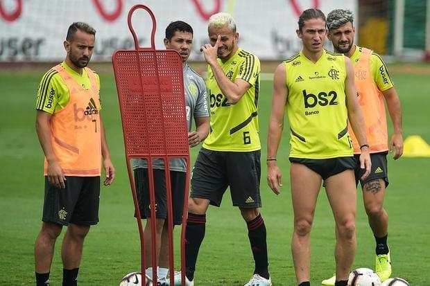 Flamengo Joga Mundial De Clubes Para Consagrar Time Feito