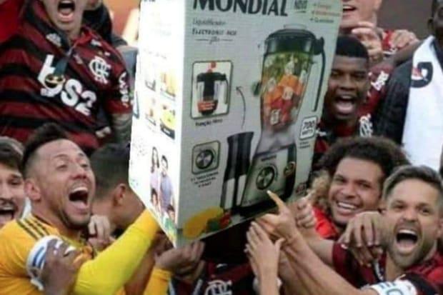 Memes Inspirados Na Derrota Do Flamengo Para O Liverpool