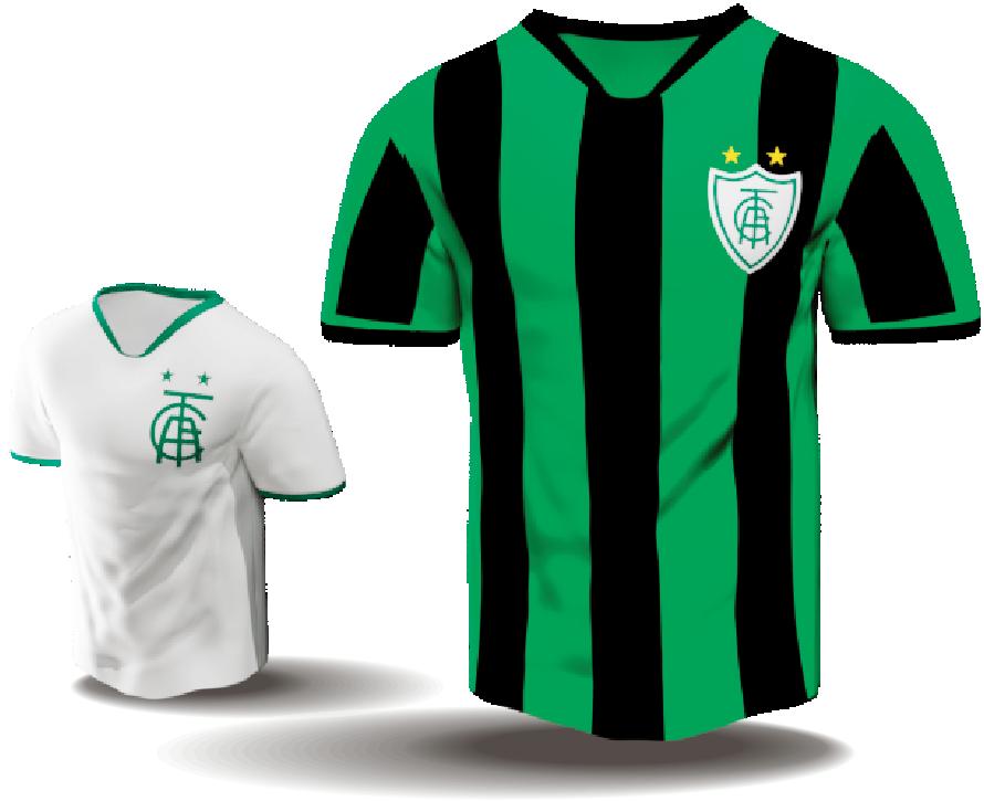 Camisa do América Mineiro