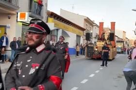 Desfile com nazistas e vítimas do Holocausto causa indignação