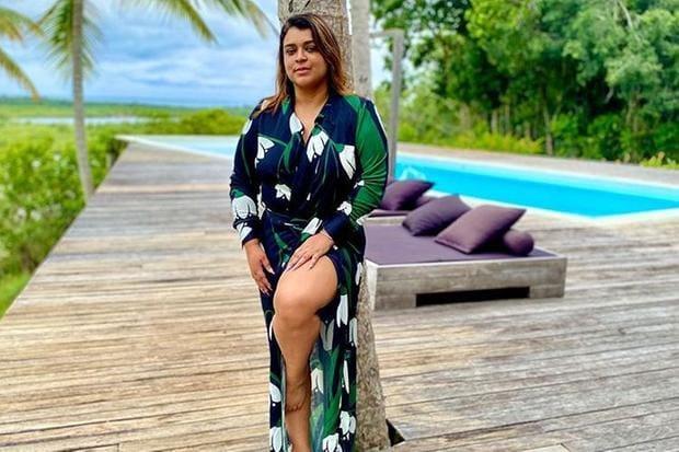 Cantora Preta Gil afirma que está com coronavírus: 'Estou aqui me ...