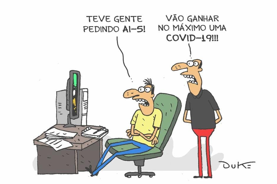 Charge O Tempo 17/03/2020