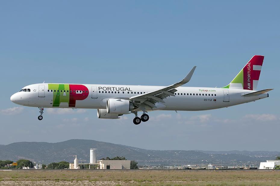 avião TAP Portugal Lisboa voo Belo Horizonte