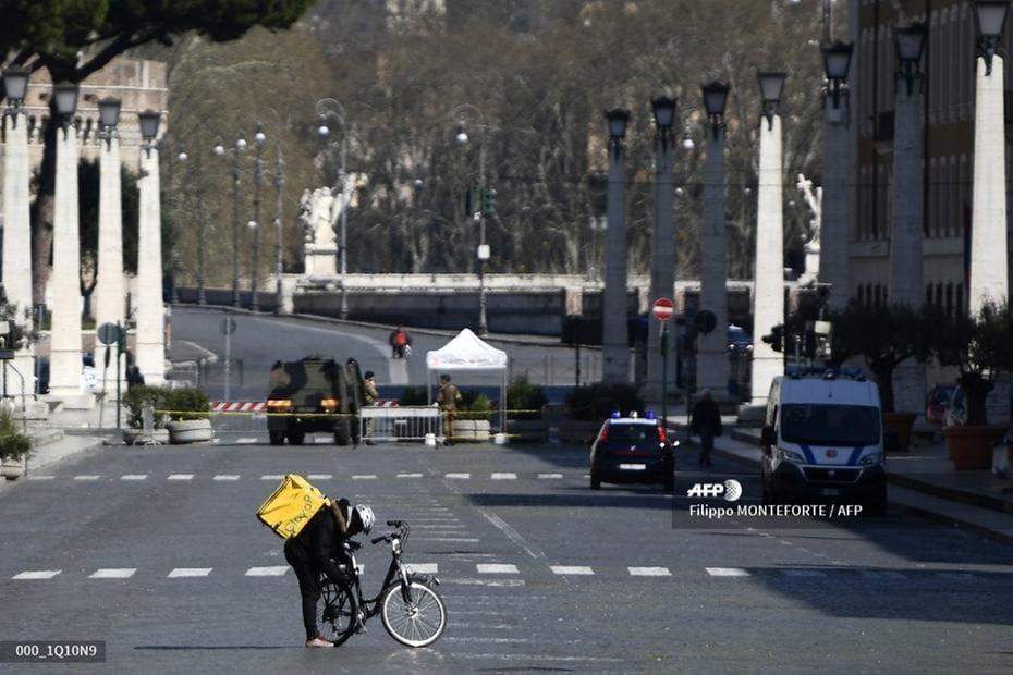 Itália e Espanha adotaram lockdown para enfrentar o coronavírus