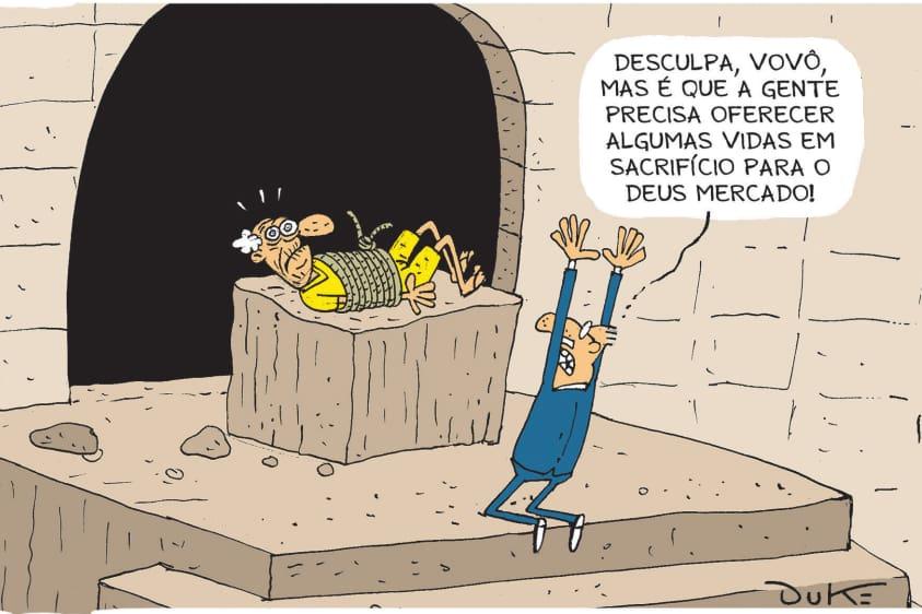 Charge O TEMPO 27/03/2020