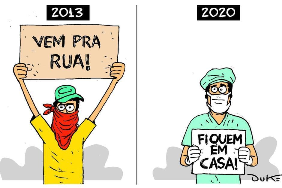 Charge O TEMPO 09/04/2020
