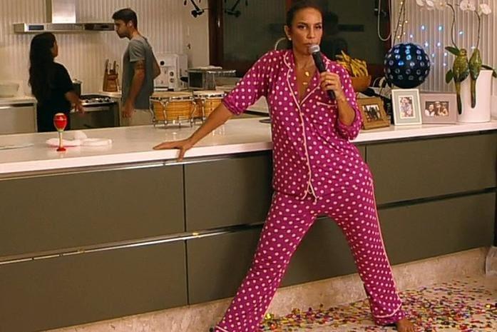 Pijama que Ivete Sangalo usou em live vira sensação e esgota em ...