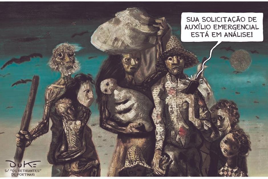 Charge O TEMPO 07/05/2020