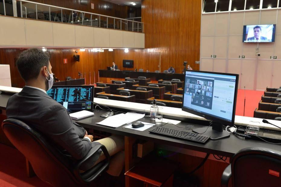 Plenário da ALMG