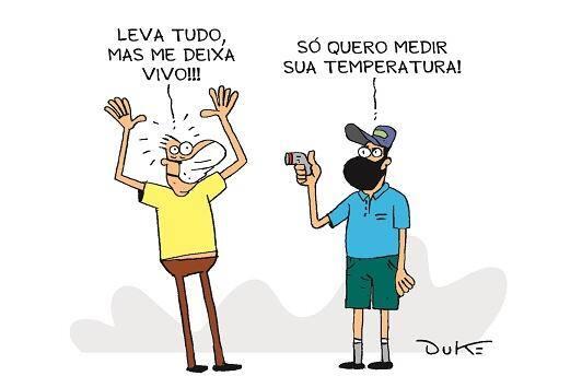 Charge O TEMPO 13.07.2020