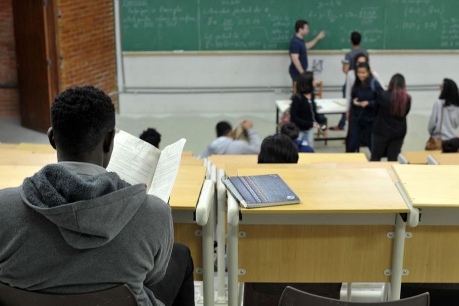 Prouni - Enem - universidade - estudantes - sala de aula - graduação
