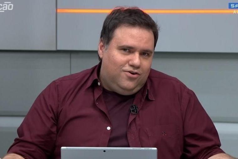 Rodrigo Rodrigues apresenta o Troca de Passes desde o ano passado
