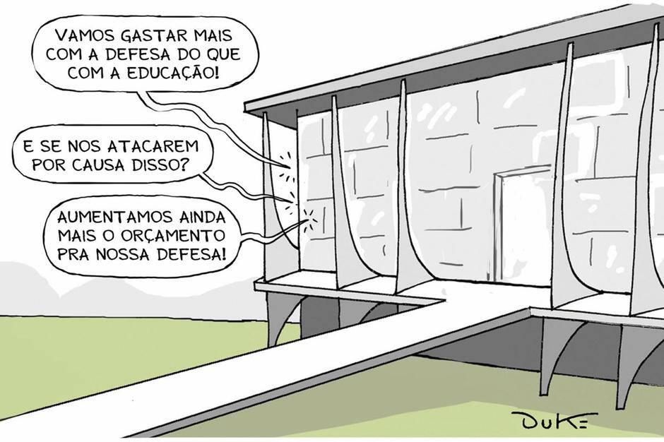 Charge O TEMPO 19-08-2020