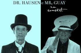Disco 'Dr. Hausen e Mr. Guay in Concert' nas plataformas digitais
