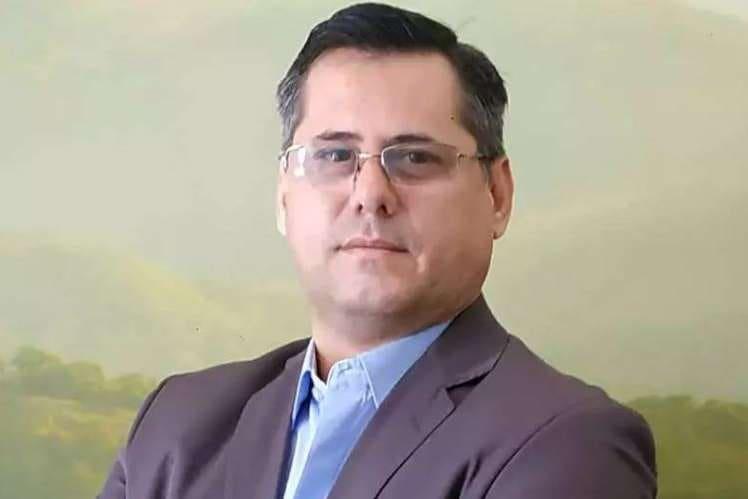 Cabo Xavier é candidato a prefeito de Belo Horizonte pelo PMB