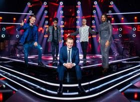 'The Voice Brasil' retorna com Brown no lugar de Ivete e plateia virtual
