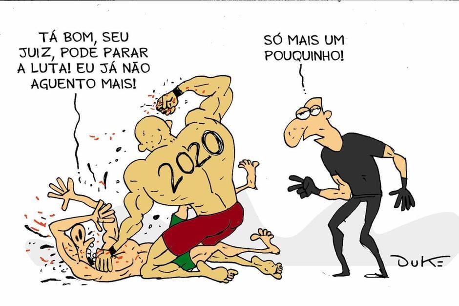 Charge O TEMPO 15-10-2020
