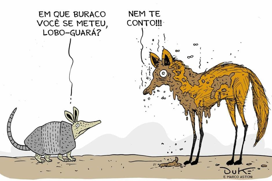 TRIBUNA DA INTERNET | Charge do Duke