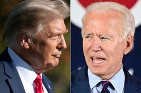 Donald Trump questiona a capacidade mental de democrata Joe Biden