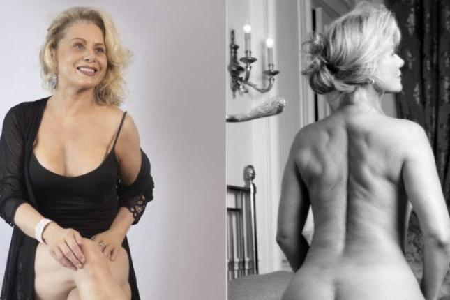 Vera Fischer relembrou o ensaio fotográfico que fez para a revista 'Playboy' nos anos 2000 nesta quinta-feira (12) de #TBT