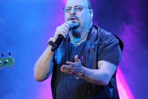 Paulinho, vocalista do Roupa Nova