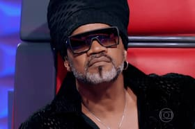 Brown confessa frio na barriga para fases ao vivo do 'The Voice Brasil'