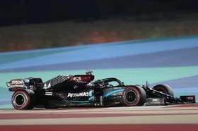 Lewis Hamilton é pole no GP do Bahrein de F1
