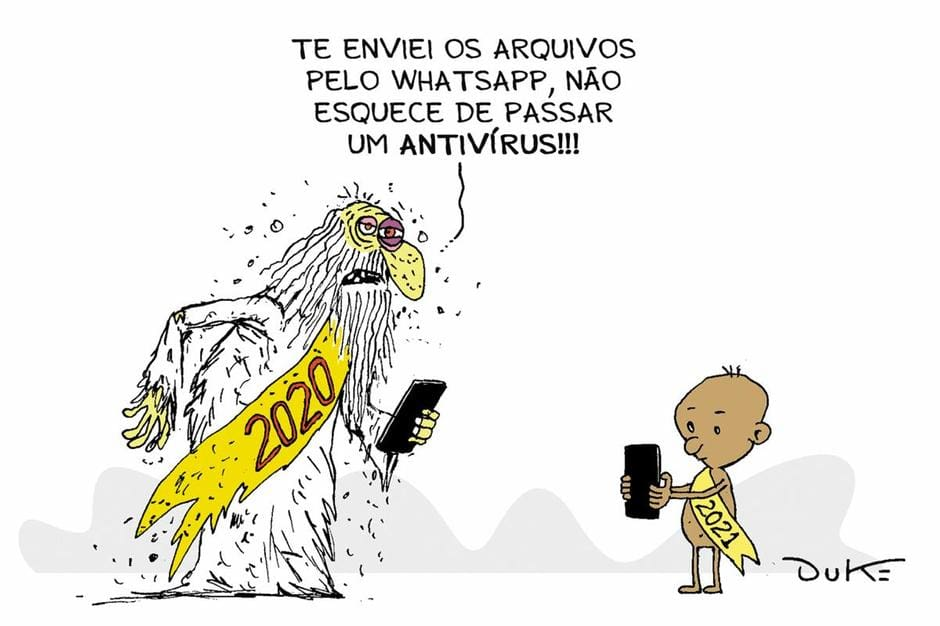 Charge O TEMPO 31-12-2020