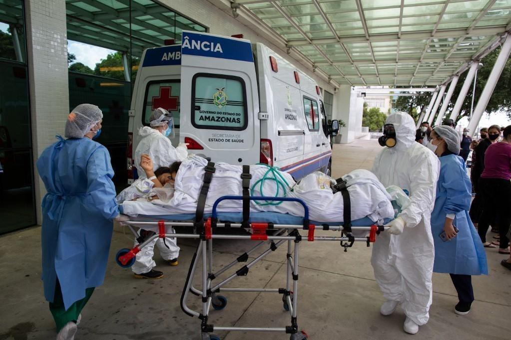 Manaus na pandemia