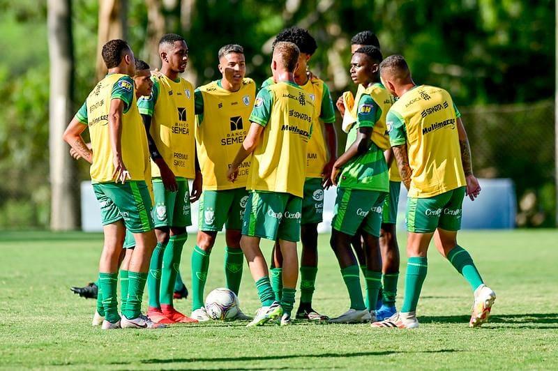 Am U00e9rica Concede Folga A 14 Jogadores Visando Mineiro 2021