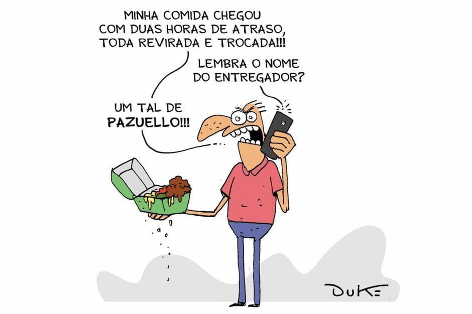 Charge O TEMPO 19.01.2021