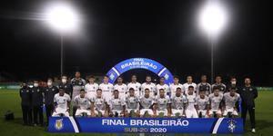 Galinho é o novo campeão do Campeonato Brasileiro Sub-20