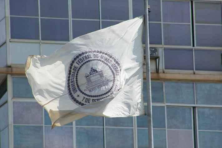 Bandeira da UFMG