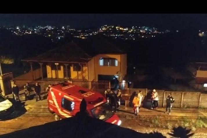 Samu, Bope e Polícia Civil também acompanharam o sequestro