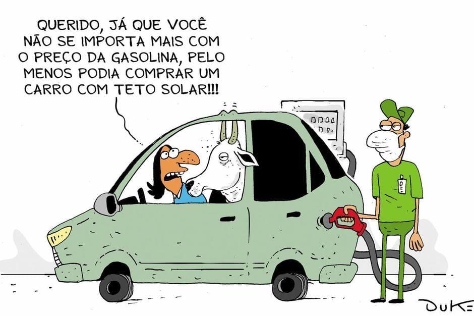 Charge O TEMPO 02-03-2021