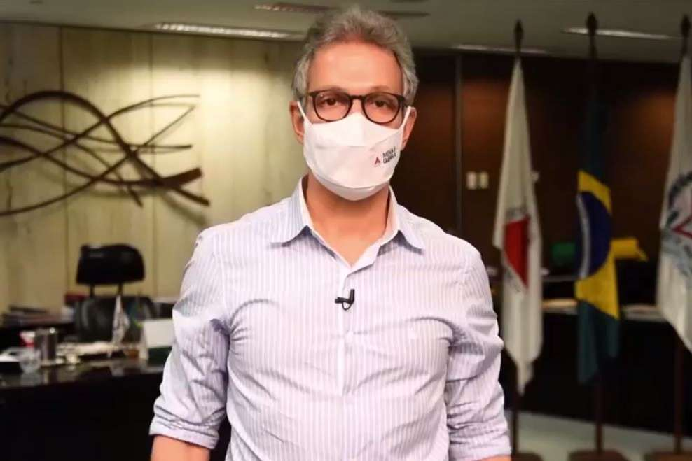 Zema anuncia que mais 701,2 mil vacinas contra Covid-19 chegam em MG nesta sexta