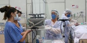 Ocupação de leitos clínicos no Triângulo do Norte de Minas chega a 100%