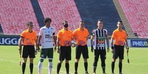 Athletic vence o Uberlândia de virada e sobe na tabela do Mineiro