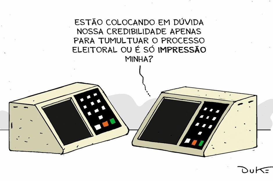Charge O TEMPO 31-05-2021