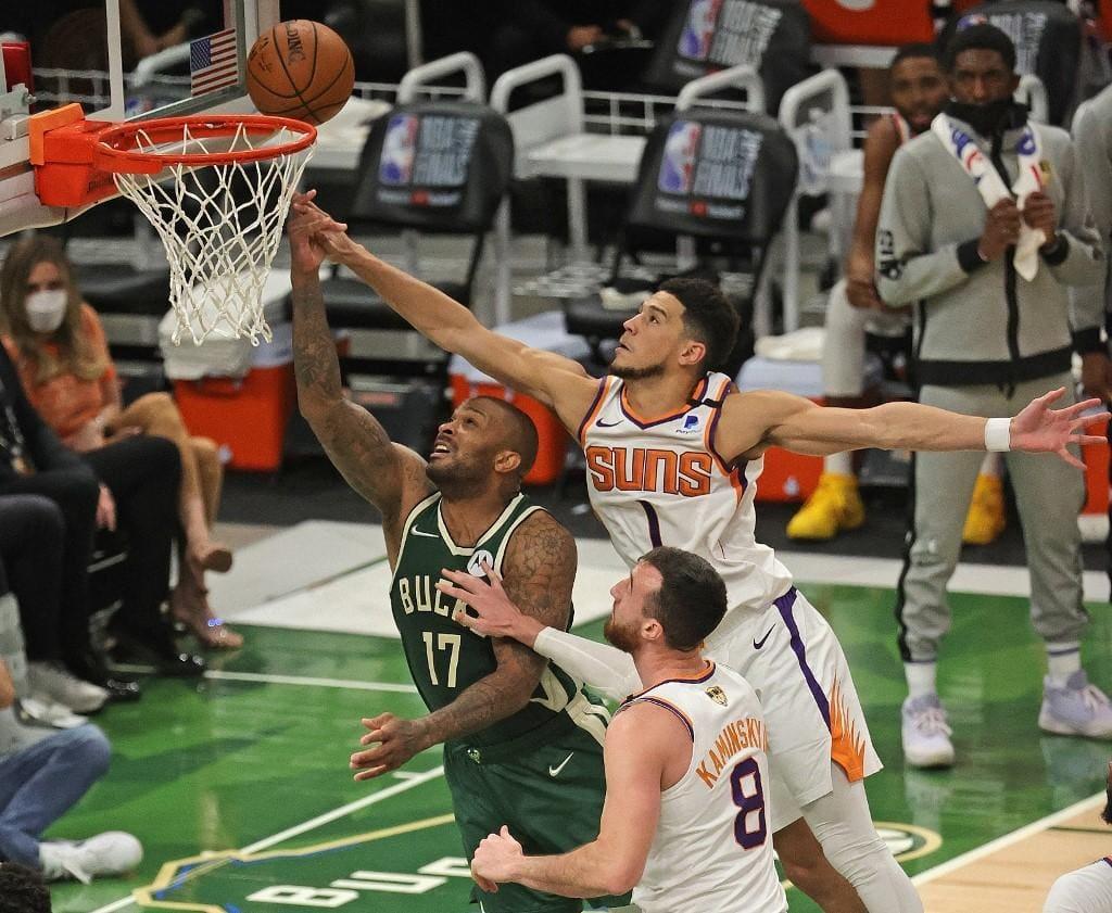 Milwaukee Bucks x Phoenix Suns: saiba onde assistir jogo da final da NBA