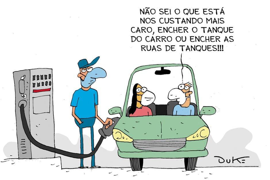 Charge O TEMPO 10-08-2021