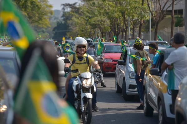 Ato Mineirão - Fred Magno
