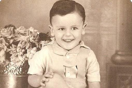 José Serra (PSDB), senador da República e ex-governador de São Paulo, quando criança