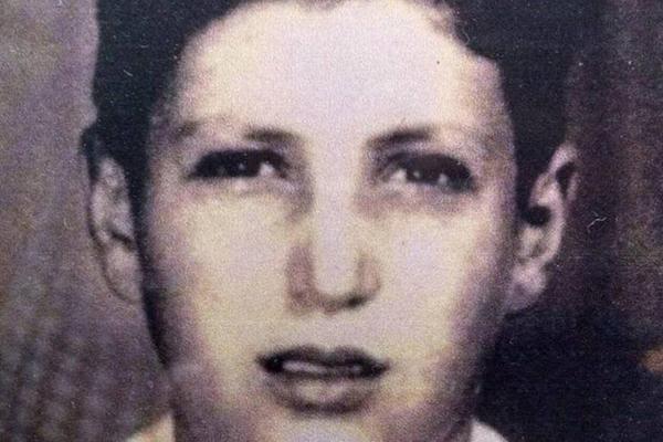 Michel Temer (MDB), ex-presidente da República, em imagem quando criança