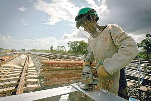 Desvios. Obras da ferrovia Norte-Sul em Tocantins: TCU suspeita de aditivos e superfaturamento