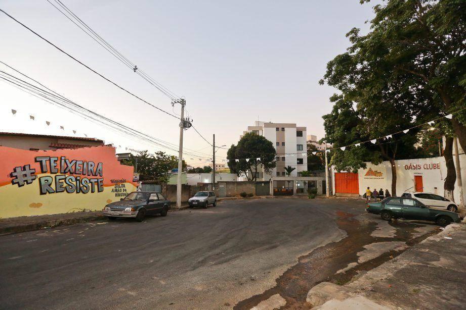 Cidades - Do dia - Belo Horizonte MG Adiamento de desapropriacao de terreno na rua Teixeira Soares no bairro Santa Tereza zona leste da capital . Vivem la aproximadamente 40 pessoas  FOTO: MARIELA GUIMARAES / O TEMPO 8.7.2019